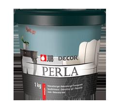 DECOR PERLA - dekoračný tmel na steny
