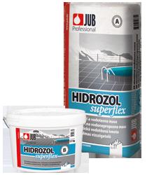 HYDROSOL SuperFlex 2K - vodotesná hmota