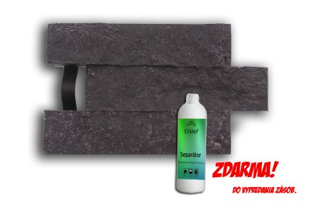 STAMP® Travertin - Profesionálna raznica na výrobu obkladu