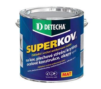 Superkov - antikorózna syntetická farba 2v1