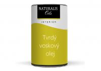 NATURALIS Tvrdý voskový olej na parkety - bezfarebný
