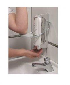 0,5L Lakťový dávkovač penového mydla