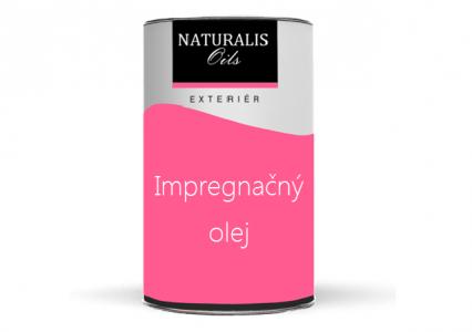 NATURALIS Impregnačný olej na drevo