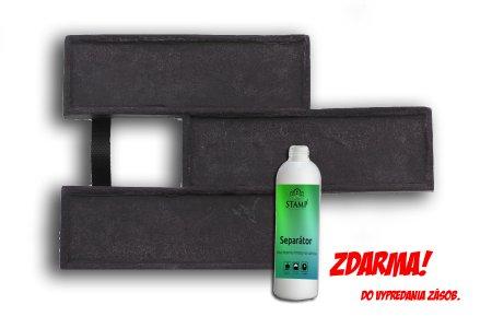 STAMP® Tehla Decent - Profesionálna raznica na výrobu obkladu