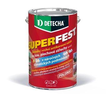 Superfest - farba 2v1 na strechy