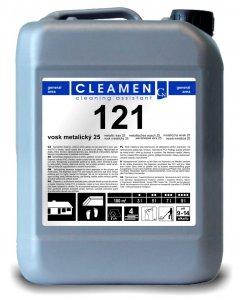Vosk metalický - CLEAMEN 121