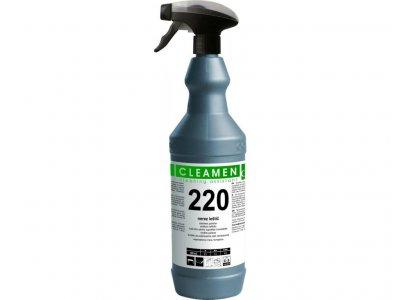 Leštič nerezu s rozprašovačom - CLEAMEN 220