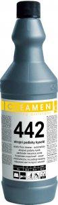 Podlahy kyslé – koncentrovaný, nepenivý, viacúčelový prostriedok CLEAMEN 442