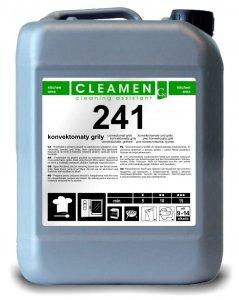 Odstraňovač pripálenín - konvektomaty, grily - CLEAMEN 241
