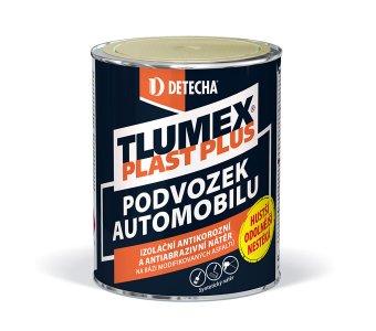 Tlumex plast plus - asfaltový, antikorózny, izolačný náter