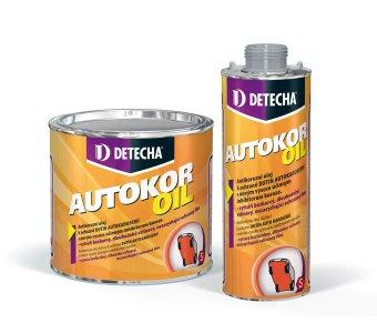 Autokor Oil - farba na autá - DOPREDAJ