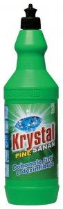 KRYSTAL Pine Sanan – čistiaci a dezinfekčný gel na  WC, umývadlá