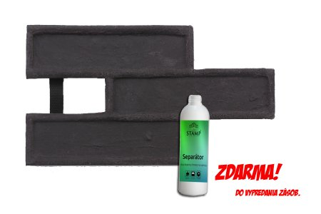 STAMP® Tehla Classic -  Profesionálna raznica na výrobu obkladu