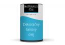 NATURALIS Dekoračný ľanový olej na drevo