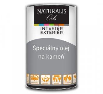 NATURALIS Špeciálny olej na kameň