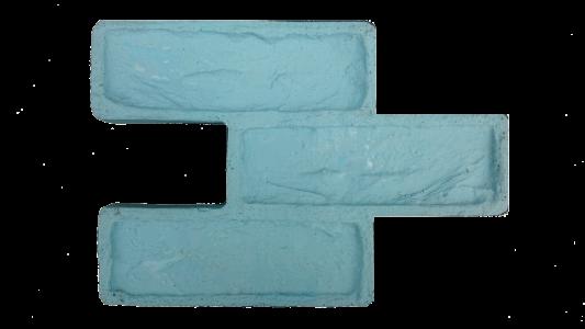 hoby-STAMP Tehla Rustical - hoby raznica na výrobu obkladu tehly