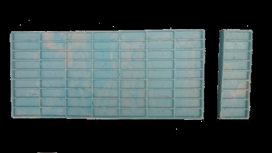 hoby-STAMP Mozaika Obdĺžnik - hoby raznica na výrobu obkladu mozaiky