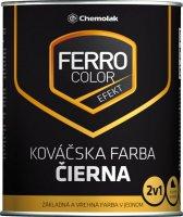 FERRO COLOR 2v1 efekt - kováčska farba na kov