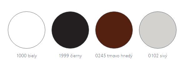 Balakryl UNI satin - univerzálna vrchná farba