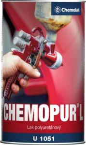 Chemopur L - U 1051 polyuretánový lak na emaily a metalízy