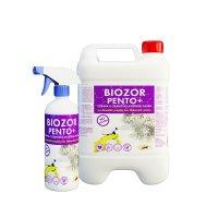 Biozor Pento + s rozprašovačom - Protiplesňový bezfarebný náter