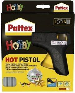 Pištoľ tavná Pattex Hot PX012