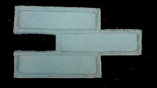hoby-STAMP Tehla Classic - hoby raznica na výrobu obkladu tehly