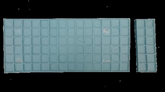 hoby-STAMP Mozaika Štvorec - hoby raznica na výrobu obkladu mozaiky