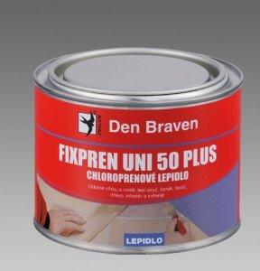Fixpren UNI 50 Plus - pružné podlahárske lepidlo