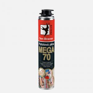 Pištoľová pena Mega 70
