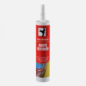 Akryl Exteriér - mrazuvzdorný antikorózny tmel