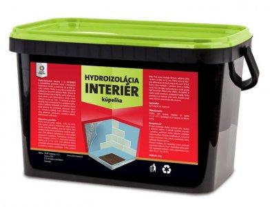 Hydroizolačná hmota 1K - Interiér