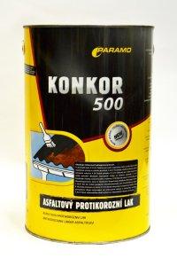 Konkor 500 asfaltová antikorózna farba