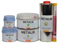 Tmel Polykar Alu Metalik - hliníkový tmel