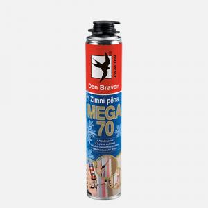 Zimná pištoľová pena Mega 70