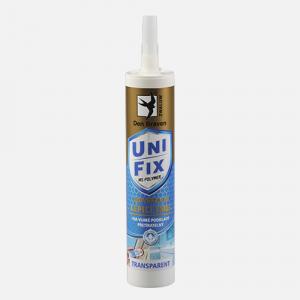 MS Unifix Clear -protiplesnový lepiaci a tesniaci tmel