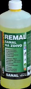REMAL SANAL NA MURIVO - protiplesňový náter pod farbu