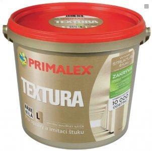 Primalex Textúra - farba napodobnujúca štukovú štruktúru