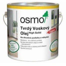 OSMO Tvrdý voskový olej EXPRES - rýchloschnúci voskový olej na parkety