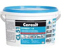 Ceresit CL51 1K  hydroizolácia 1 zložková