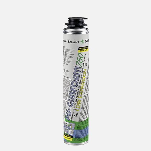 Nízkoexpanzná pena zelená 750 ml