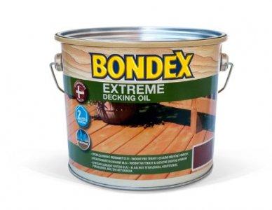 Bondex Olej Extreme Decking Oil - olej s vysokou penetračnou schopnosťou