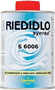 S 6006 Riedidlo do syntetických farieb