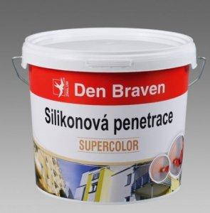 Silikónová penetrácia pod dekoratívne omietky - biela