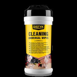 Extra silné čistiace a vlhčené obrúsky