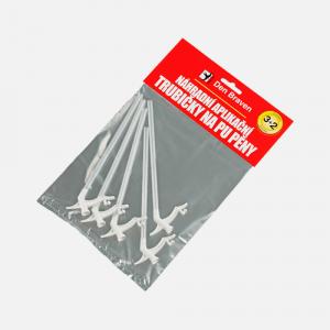 Náhradné aplikačné trubičky pre PUR peny 3 + 2 Zadarmo
