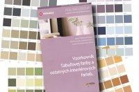 Vzorkovnica Feel the Colour - odtiene interiérových farieb