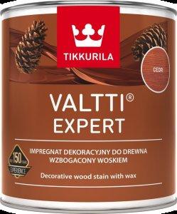 Valtti Expert - moridlo na drevo s voskom
