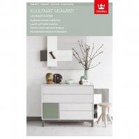 Vzorkovnica Interior Lacquer Colour Card - odtiene lakov do interiéru