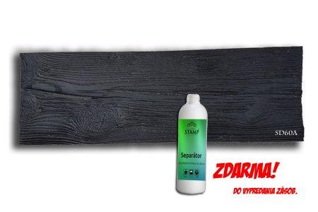 STAMP® Staré drevo - Profesionálna raznica na výrobu dreveného obkladu